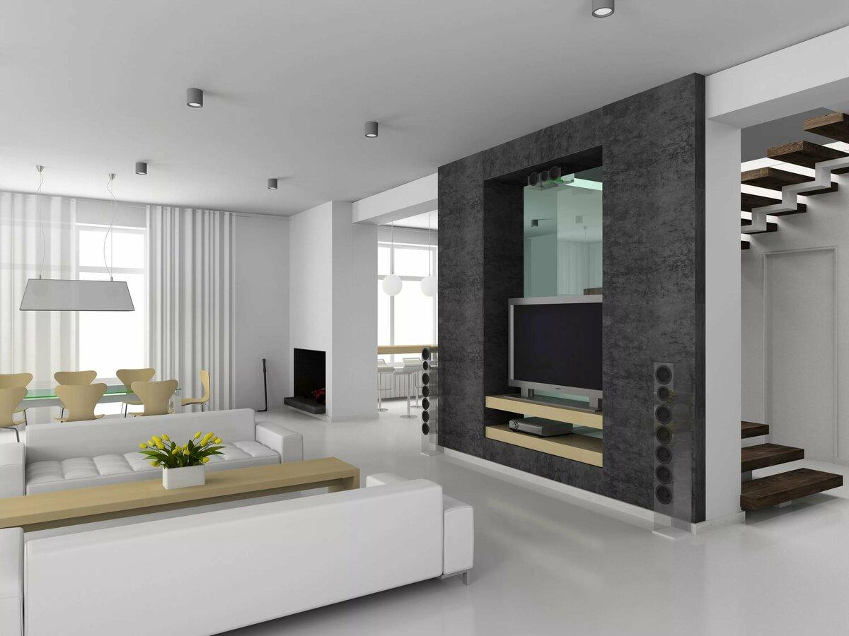 Оформление квартиры современные стили