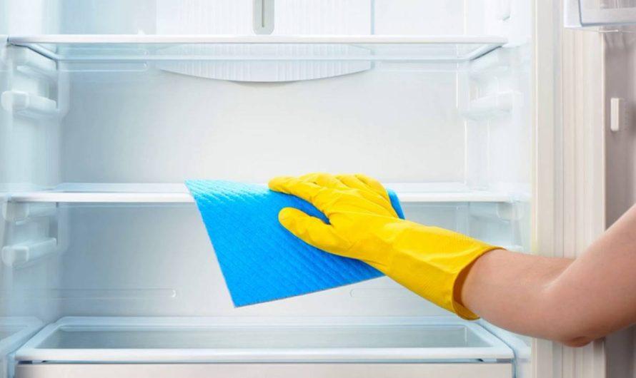 Чем отмыть холодильник от желтизны внутри и снаружи?