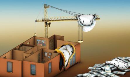 время на строительство нового дома