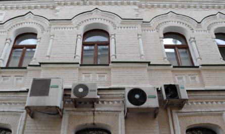 Дома памятники освободят от кондиционеров и антенн