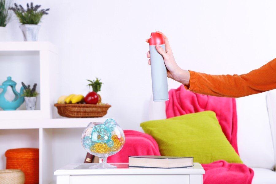 как быстро убрать неприятный запах