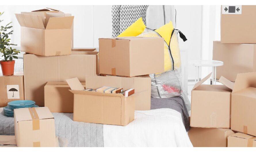 Как переехать в другой город, имея 50 вещей.
