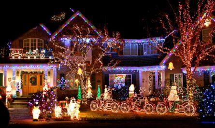 Как в разных странах украшают дом к Новому году