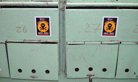 пометка почтовых ящиков должников