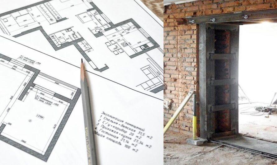 5 ошибок перепланировки, за которые могут лишить квартиры