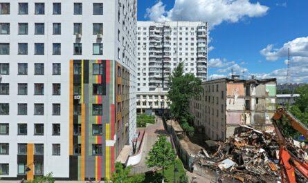 всероссийская реновация жилья