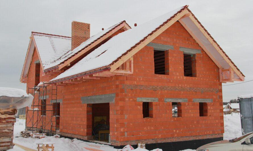 Сколько стоит построить дом каркасный, кирпичный, из бруса и керамоблока