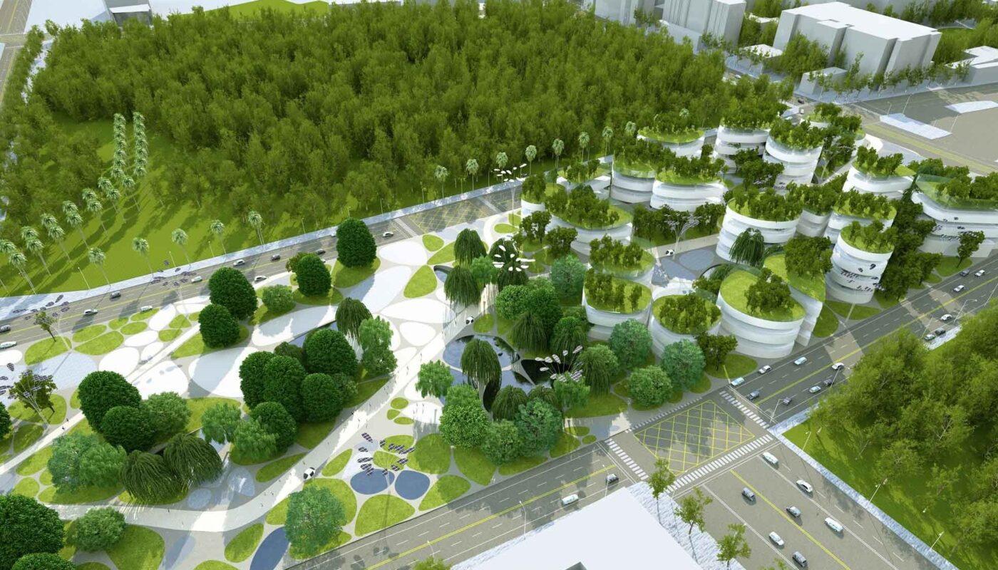 Какая инфраструктура обязательна для современного парка