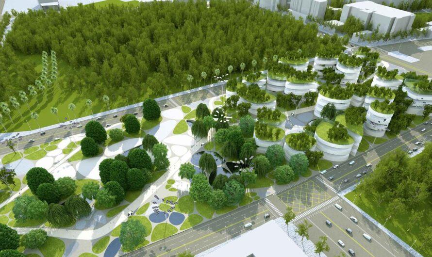 Какая инфраструктура обязательна для современного парка?